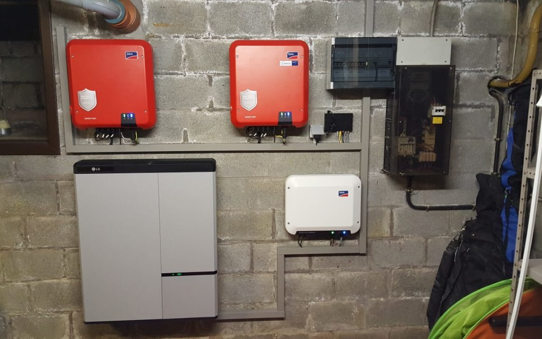 What is off-grid? What is a battery system? Read more about this technology!